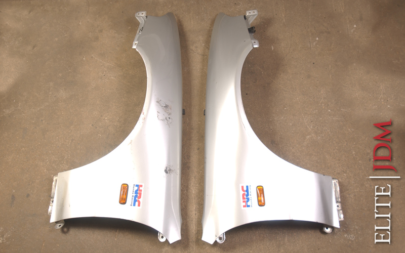 Honda Prelude SiR BB4 JDM Fenders with Sidemarkers & Pigtails