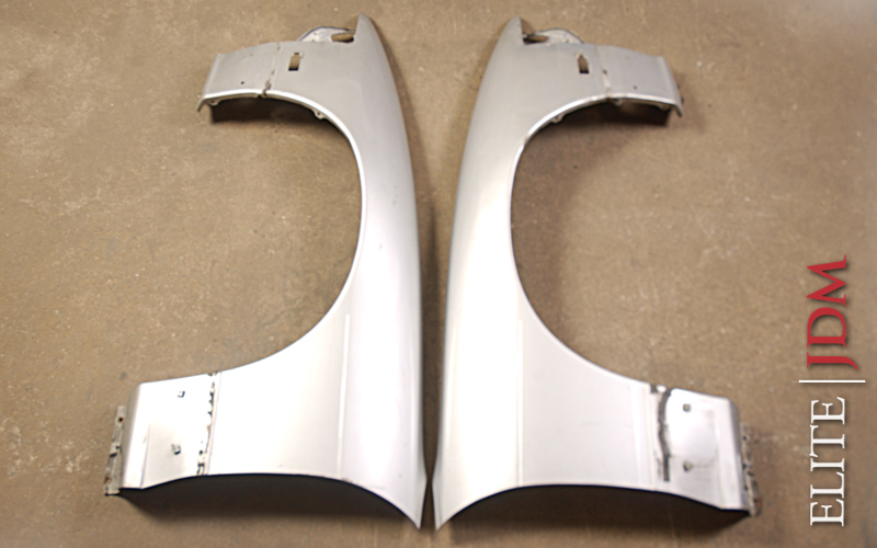 Nissan 180SX S13 Type X  Front Fenders