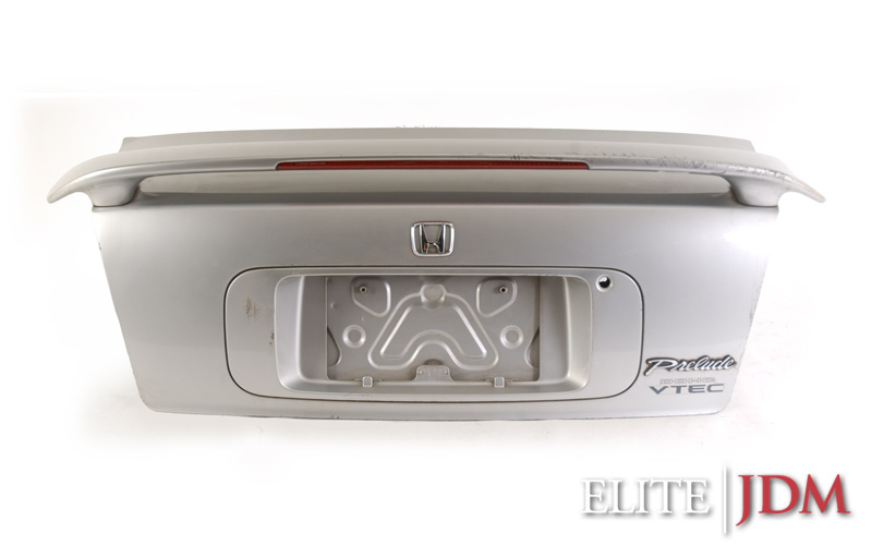 Honda Prelude SiR BB4 OEM Trunk Lid and Spoiler