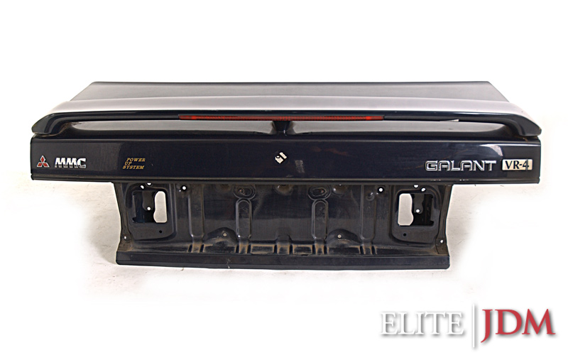 Mitsubishi Galant VR-4 E39A OEM Kouki Trunk Lid with Spoiler