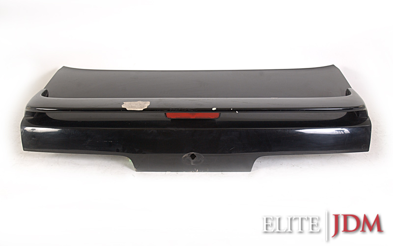 Nissan Silvia S13 OEM Trunk Lid with Spoiler