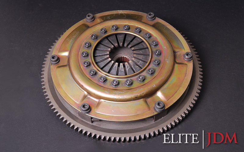 OS Giken Super Single SC440 Clutch Kit with Flywheel