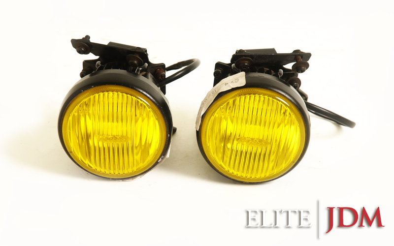 Honda Civic SiR EK4 Raybrig Fog Light Set