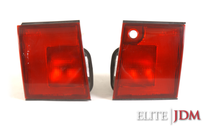 Mitsubishi Evolution III CE9A OEM Rear Foglights