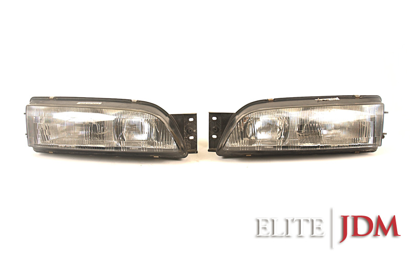 Nissan Silvia Zenki Headlight Set