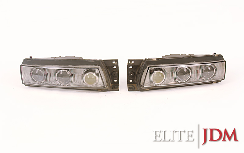 Nissan Silvia S13 Triple Projector Headlight Set