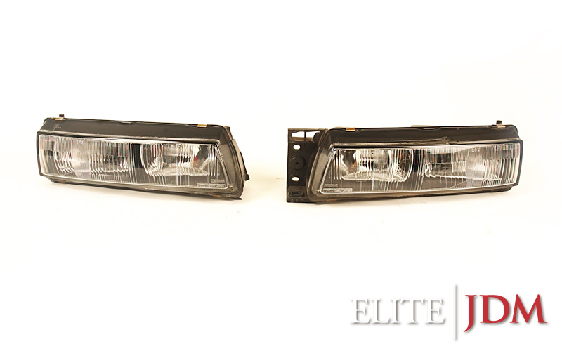 Nissan Silvia S13 Dual Halogen Headlight Set
