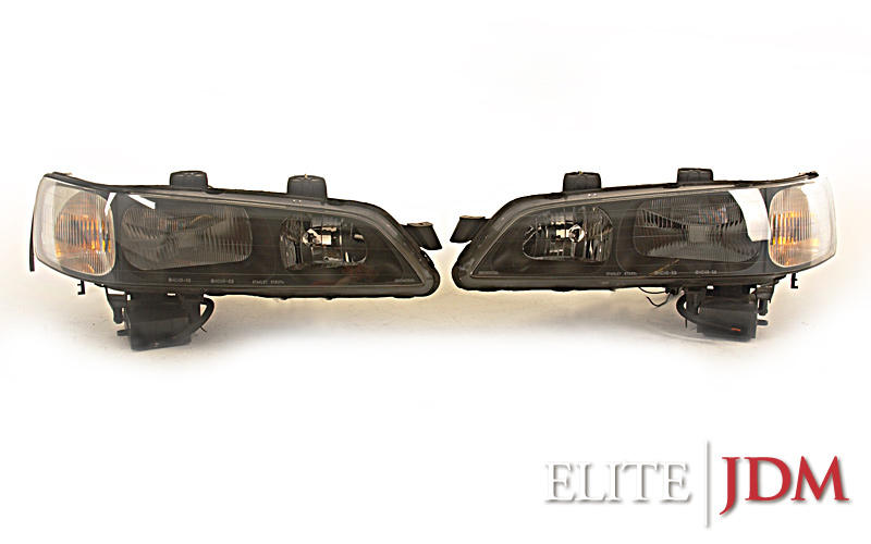 Honda Accord Euro R Headlight Set