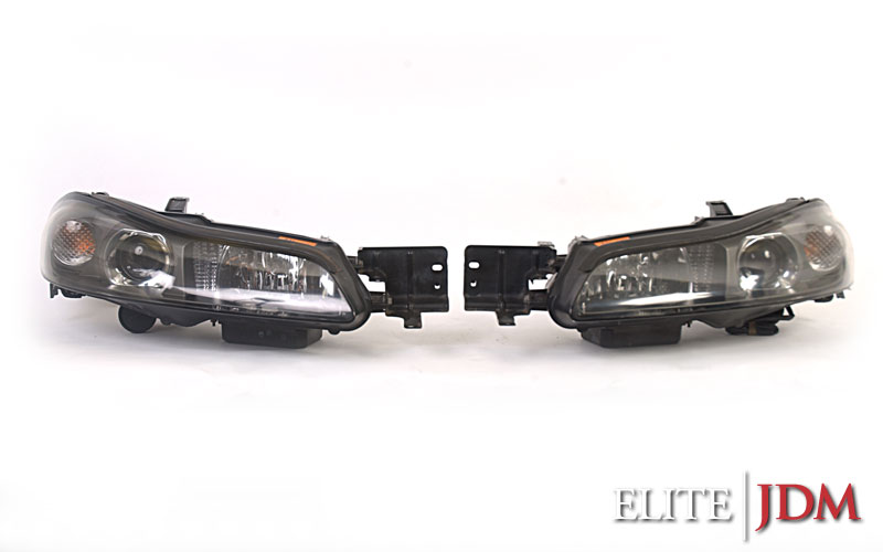 Nissan Silvia S15 Spec R HID OEM Headlight Set