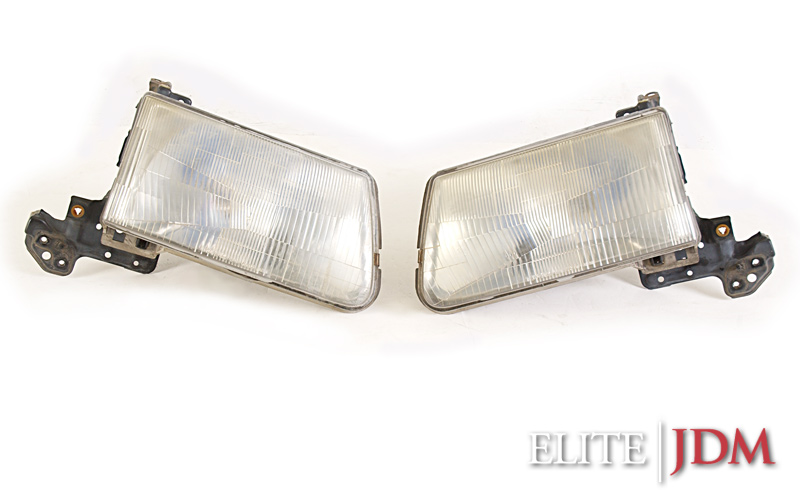Toyota Starlet EP82 GT Turbo Headlights