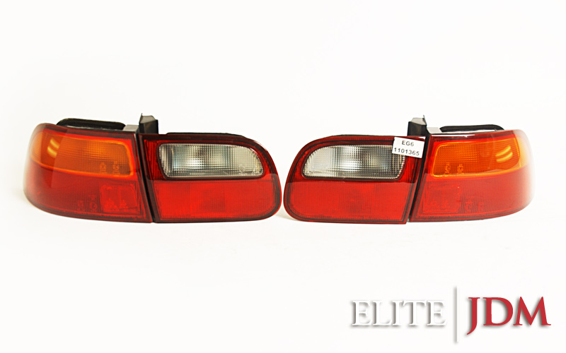 Honda Civic SiR EG6 TAILLIGHT Set