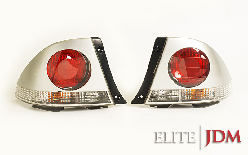 Toyota Altezza SXE10 Taillights with TRD Covers