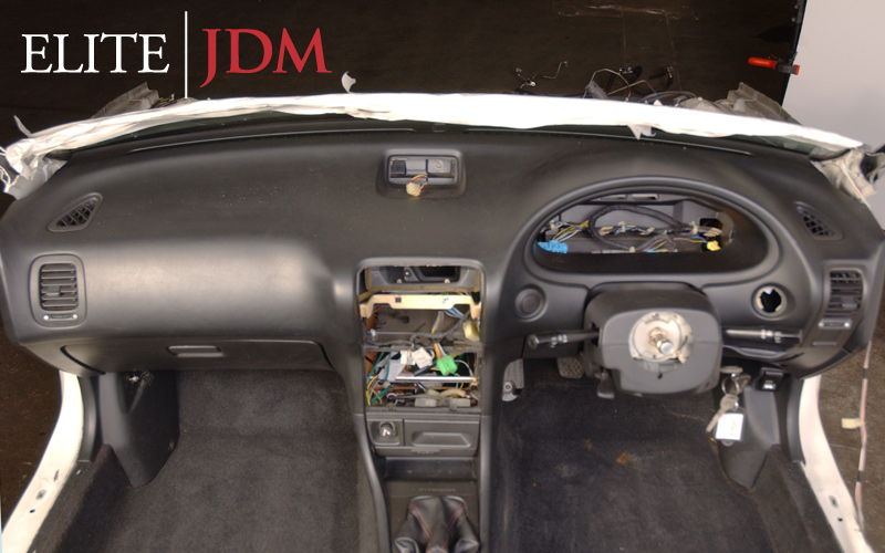 Honda Integra Type R - DC2 - Right Hand Drive Conversion