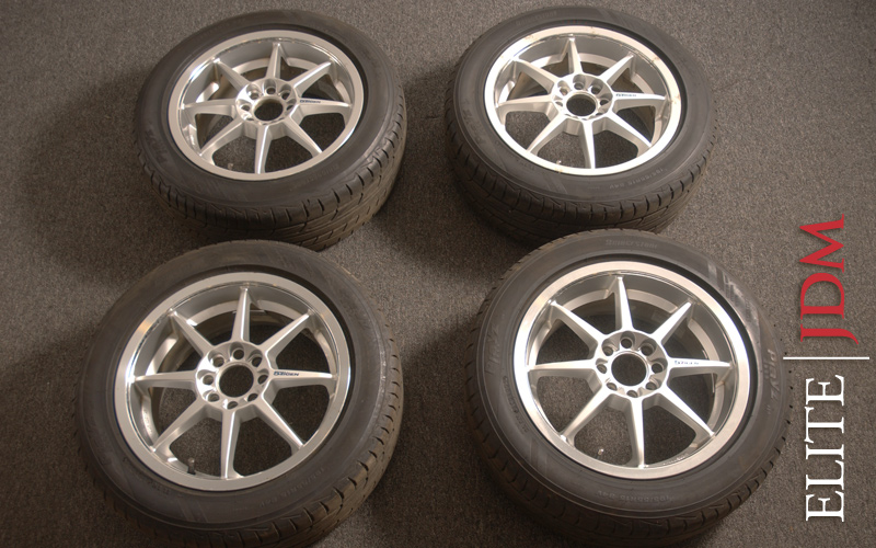 5ZIGEN 5ZR WHEEL SET