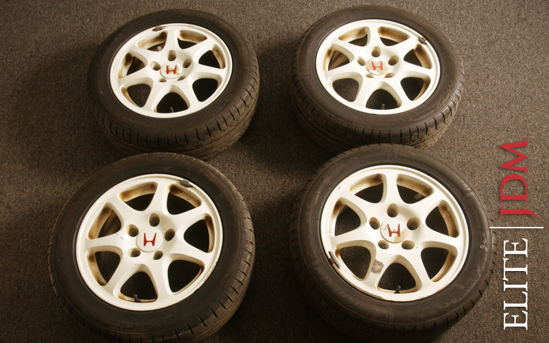 OEM HONDA CIVIC TYPE R WHEEL SET
