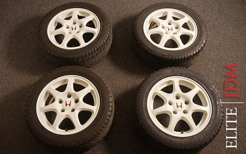 OEM CIVIC TYPE R WHEEL SET