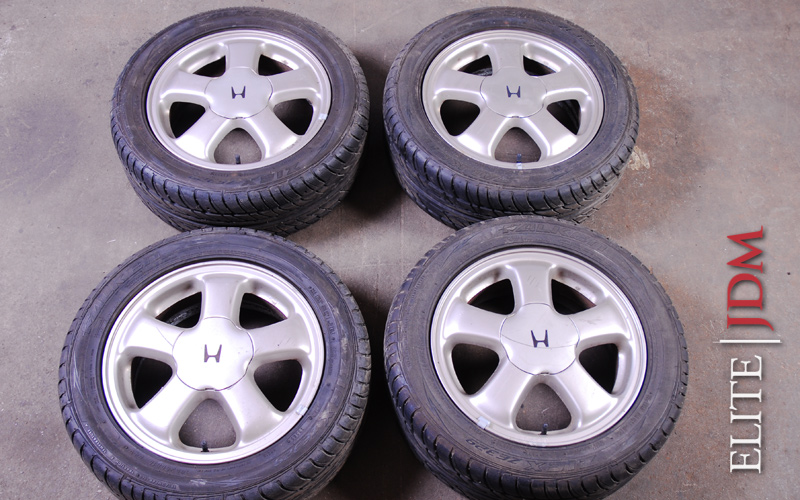 Honda Civic SiR EG6 OEM Wheels