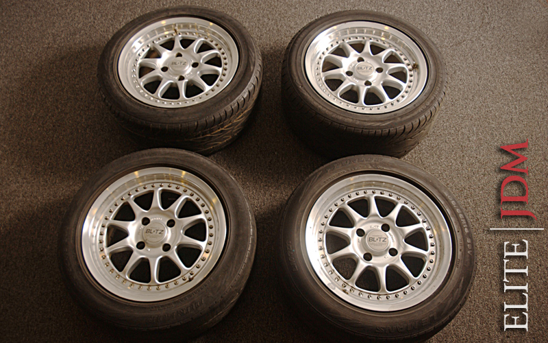 Blitz Type 01 Wheel Set