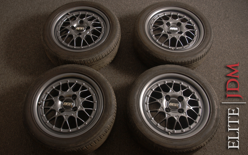 BBS RS2 Mesh Wheel Set