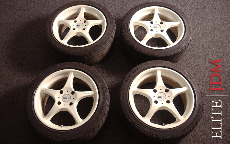 SSR Integral A2 Wheel Set