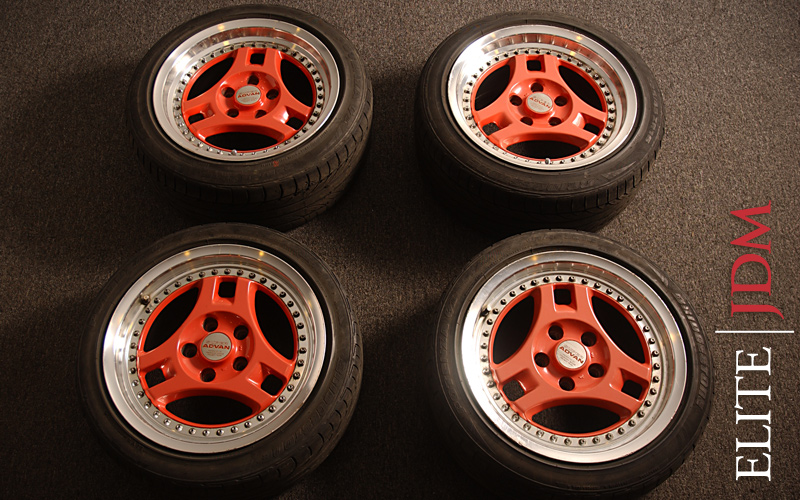 Advan  SA3 Wheel Set