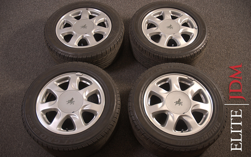 OEM TOYOTA SOARER WHEEL SET