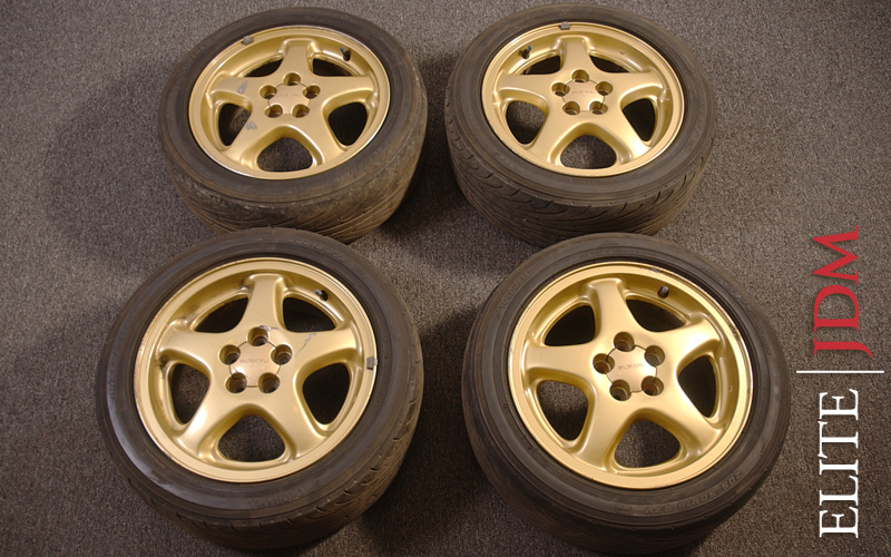 OEM SUBARU WRX V3 WHEEL SET