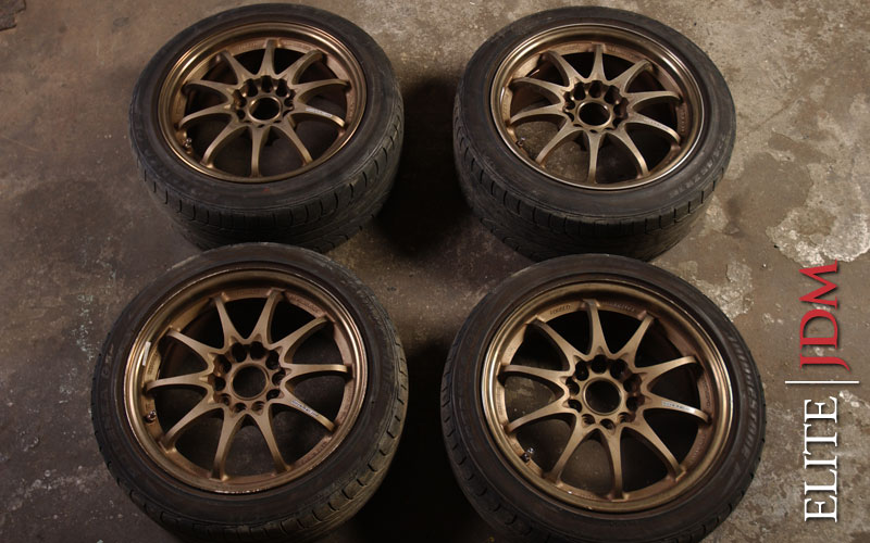 Volk Racing CE 28N Wheels Set