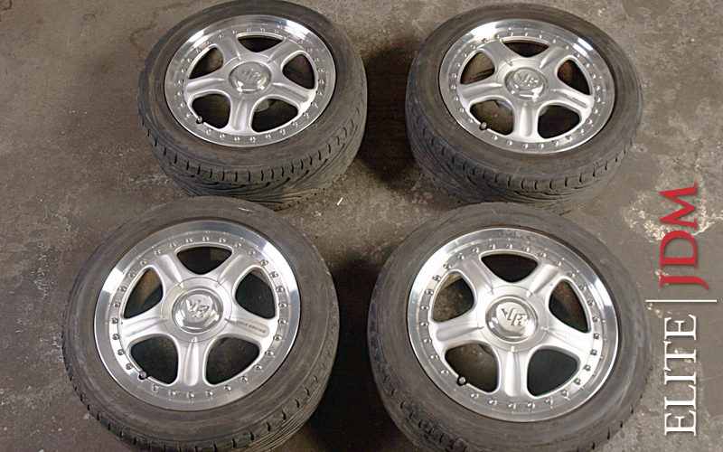 Volk Group AV 3s Mulit-Piece Wheels Set