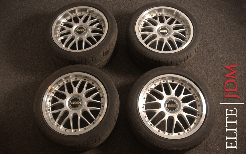BBS LM Mesh Wheel Set