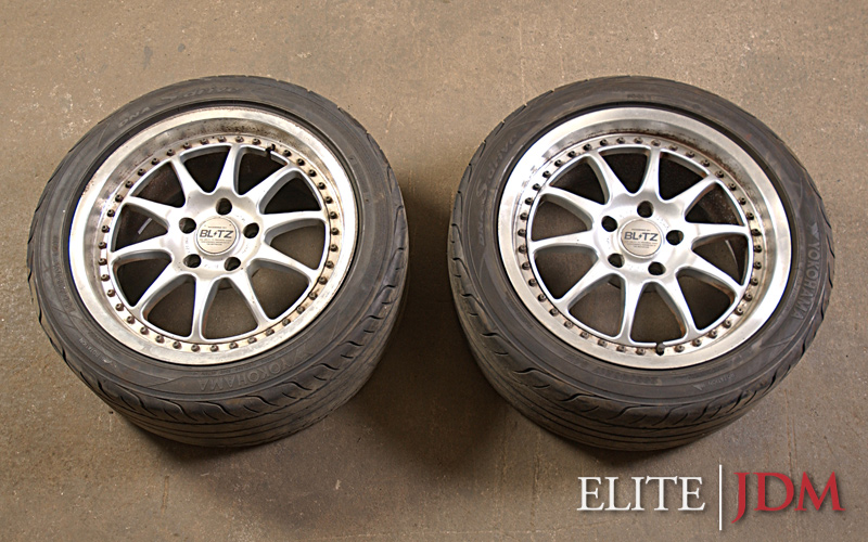 Blitz Type 01 Wheel Pair