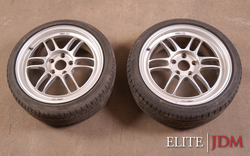 Enkei RPF1 Wheel Pair