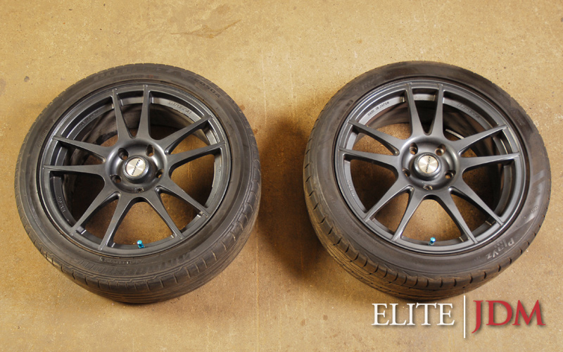 Dunlop Direzza RSC Wheel Pair
