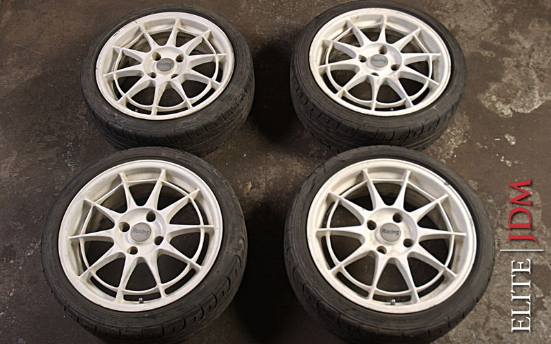 Enkei NT-03 Wheels Set
