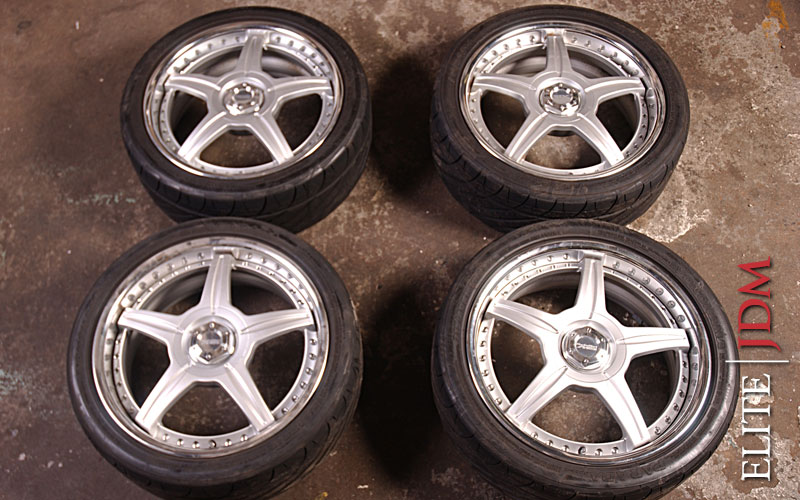 Racing Hart M5 3 Piece Wheels Set