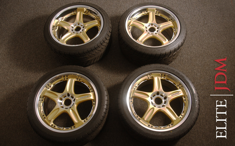 Volk Racing GT-C Wheel Set