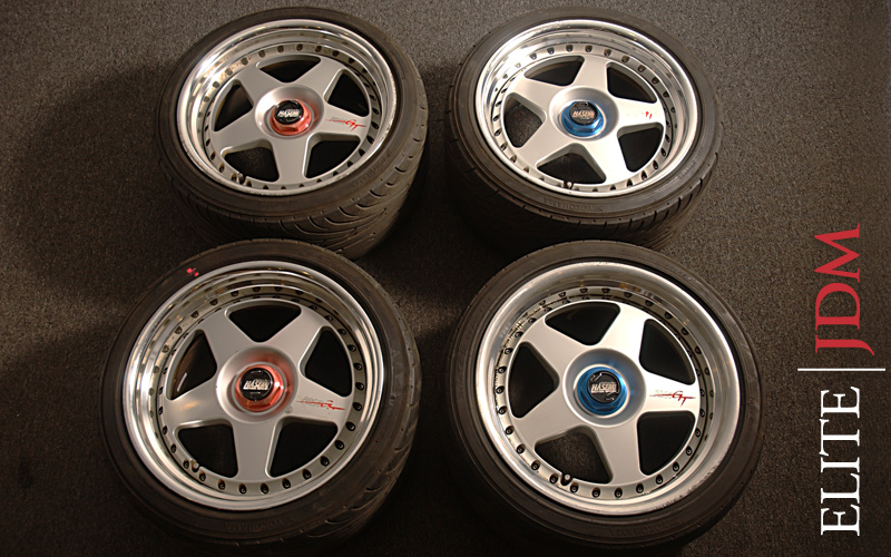 SSR Hasemi Prot GT Wheel Set