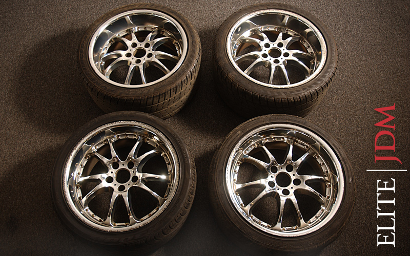 Manaray VR5 EXE Wheel Set
