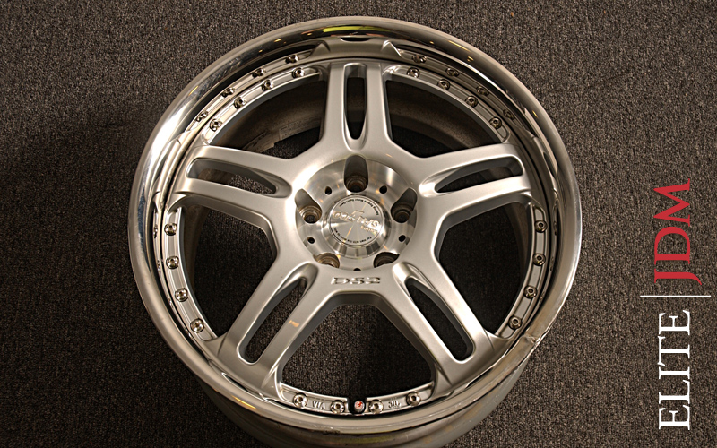 Sparco DS2 Wheel Set