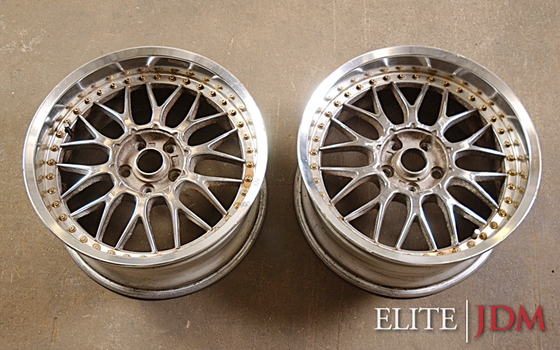 Work Equip M1 Wheel Pair