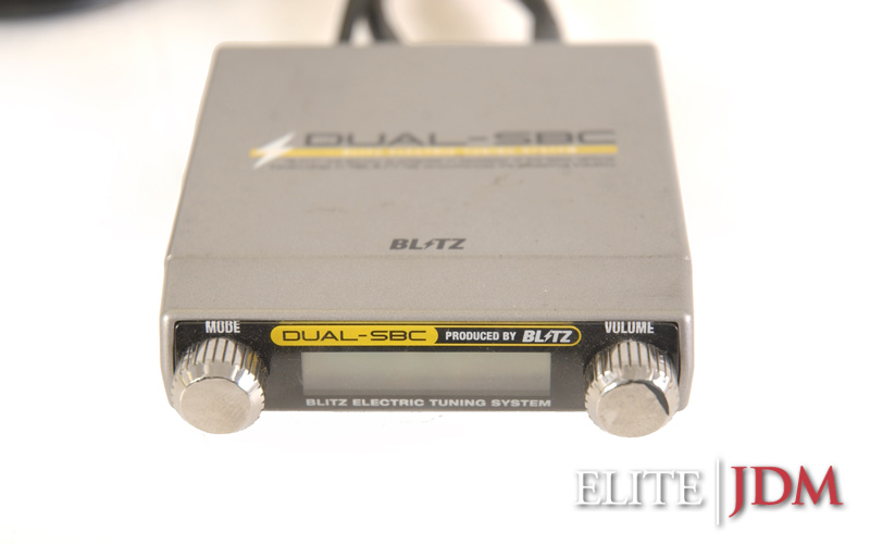 Blitz Dual SBC Spec S Electronic Boost Controller