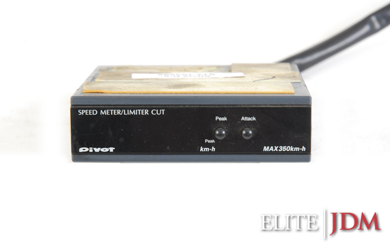 Pivot Speed Meter / Limiter Cut