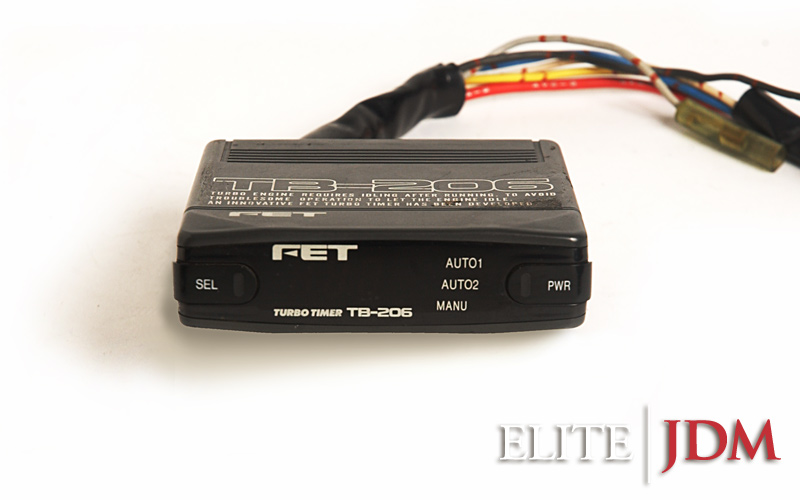 FET TURBO TIMER