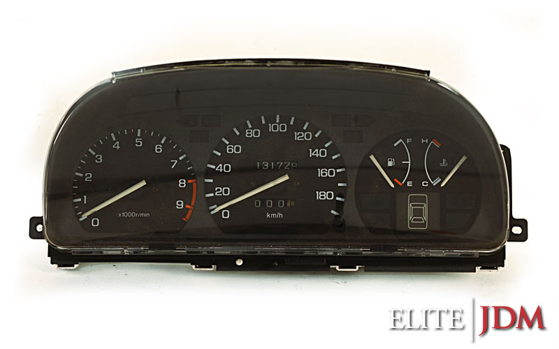 Honda Civic SiR EF9 Gauge Cluster