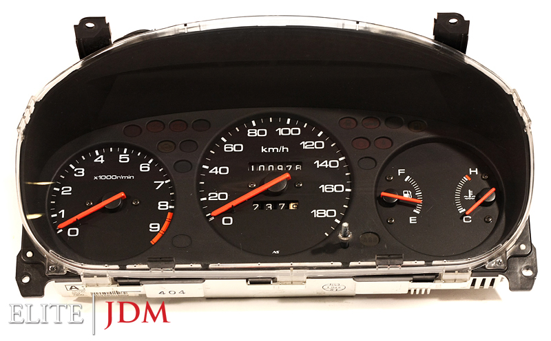 Honda Civic SiR EK4 Gauge Cluster