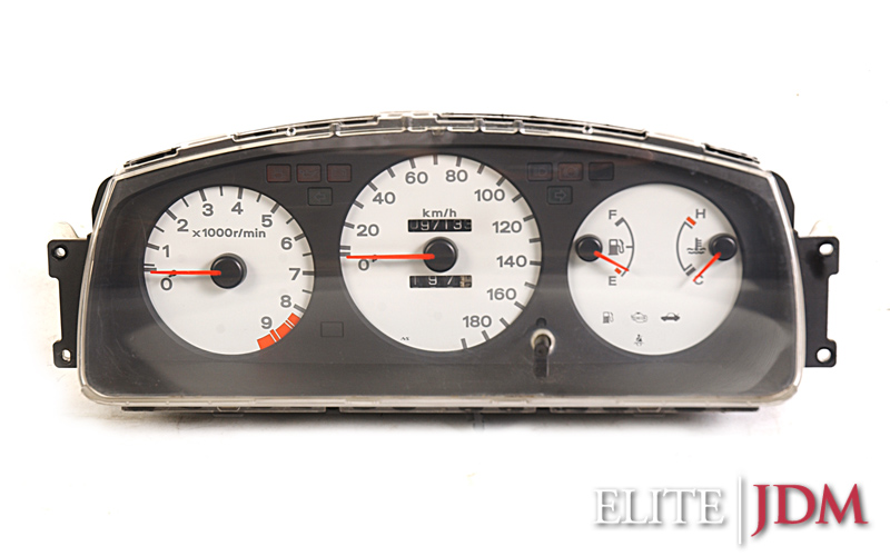 Honda Civic SiR EG6 Gauge Cluster