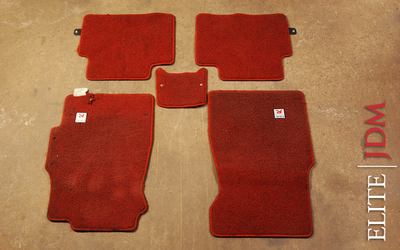 Honda Civic Type R EK9 Floor Mat Set