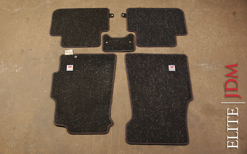 Honda Integra Type R DC2 Floor Mat Set