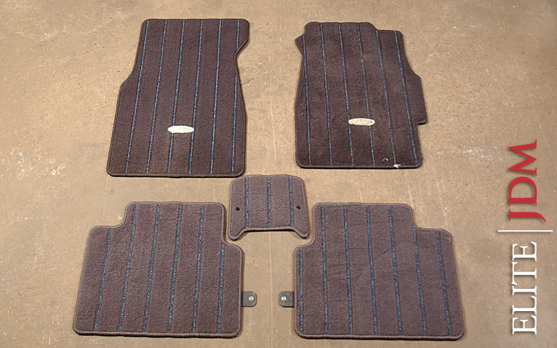 Honda Civic SiR EK4 Floor Mat Set