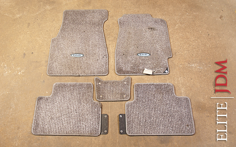 Honda Civic SiR EG6 Floor Mat Set